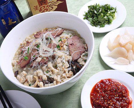 Xian Street Food Tuam dish